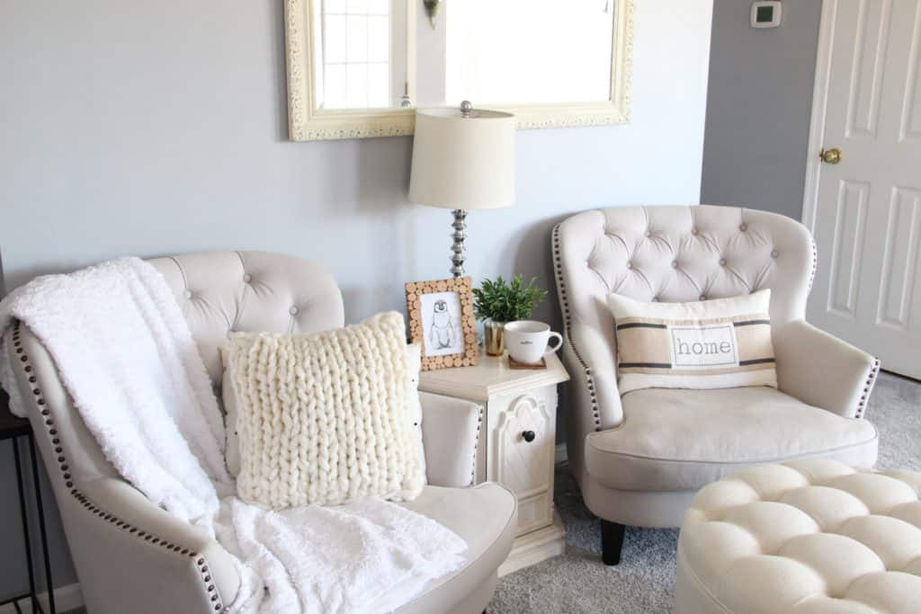 how to make a chunky knit pillow