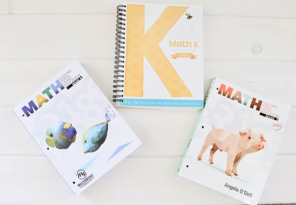 the good and the beautiful math level k review