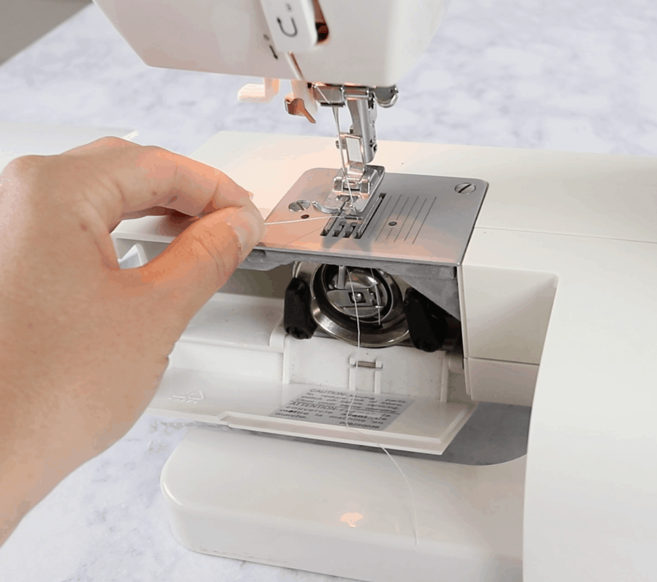 how to thread sewing maching