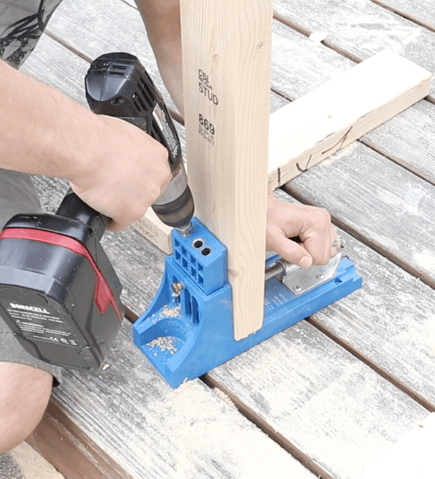 kreg jig for adirondack chairs
