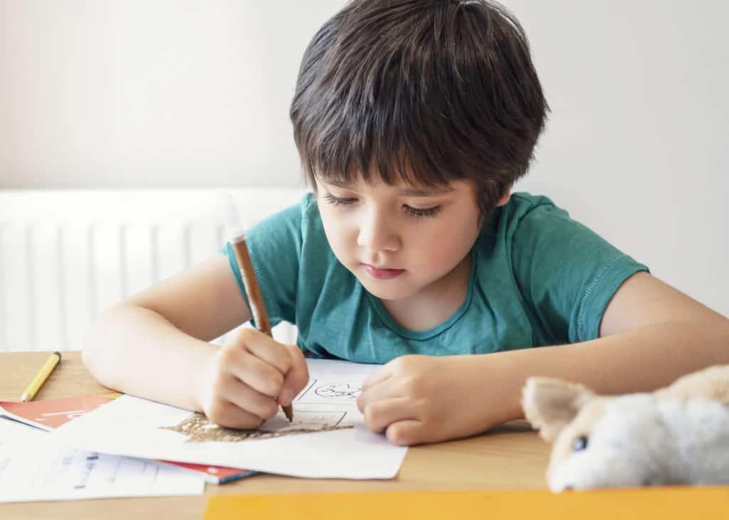homeschool routines