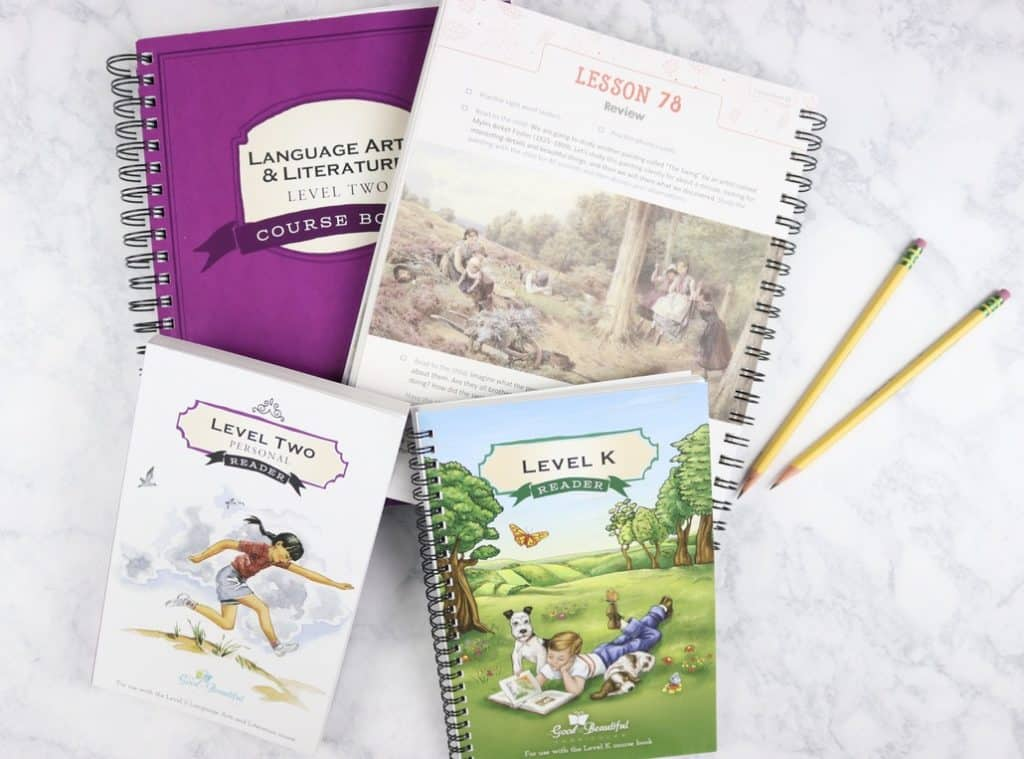 the good and the beautiful homeschool curriculum review