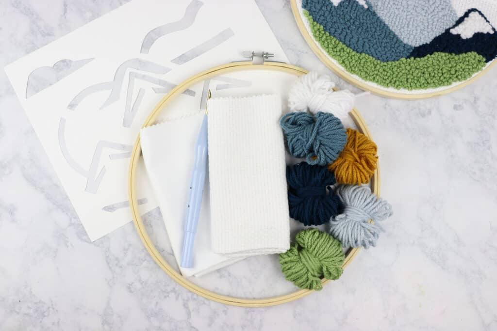 punch needle starter kit