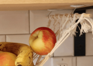 how to make a fruit hammock